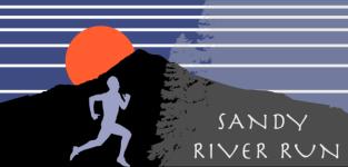 Sandy River Run registration logo