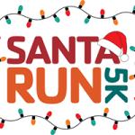 Santa Run 5K/10K registration logo