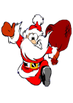 Santa's Summer 5K, Cancer Walk and Fun Run registration logo