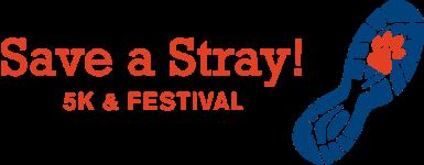 Save a Stray 5K registration logo