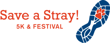 Save a Stray 5K registration logo