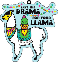 Save the Drama for Your Llama 1M 5K 10K 13.1 26.2
