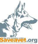 SaveAVet registration logo