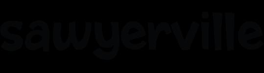 Sawyerville 5K registration logo
