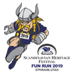 Scandinavian Fun Run registration logo
