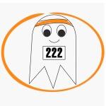 Scare away hunger costume 5k fun run and walk  registration logo