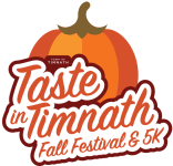 Taste in Timnath Scarecow 5K Fun Run registration logo