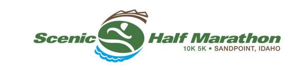 Scenic Half Marathon registration logo