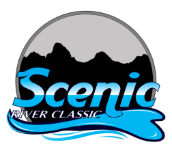 Scenic River Classic Half Marathon, 10K & 5K registration logo