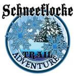 Schneeflocke Trail Adventure registration logo
