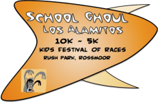 School Ghoul 5/10K Los Alamitos registration logo