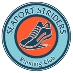 Seaport Striders New Year's Day Hangover Run registration logo