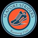 Seaport Striders Santa Run registration logo