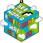 See The World A Different Way One Mile & 5K for Autism Awareness registration logo