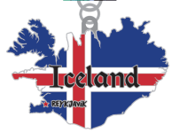 September - Race Across Iceland 5K, 10K, 13.1, 26.2 registration logo