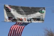 Sgt. Joshua D. Desforges Run registration logo