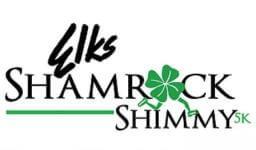 Shamrock Shimmy registration logo