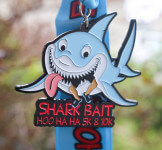 Shark Bait Hoo Ha Ha 5K & 10K - Clearance registration logo