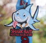 Shark Bait Hoo Ha Ha 5K & 10K registration logo
