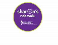 Sharon's Ride. Walk  registration logo
