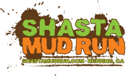 Shasta Mud Run registration logo