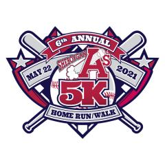Sheboygan A's 5K Home Run/Walk registration logo