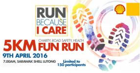 Shell Safety Day Fun Run  registration logo