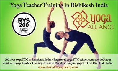 Shiv Siddh yog peeth registration logo
