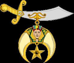 Shriners' Run 5k registration logo