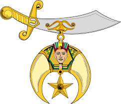 Shriners' Run 5k registration logo