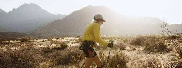 Sierra Vista Trail Run registration logo