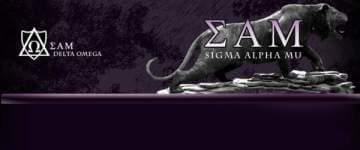 Sigma Alpha Mu - Judy Fund run/walk registration logo