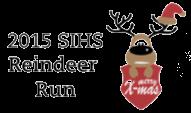 SIHS Reindeer Run registration logo