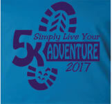 Simply Live Your Adventure registration logo