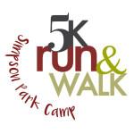 Simpson Park Camp 5K Run/Walk registration logo