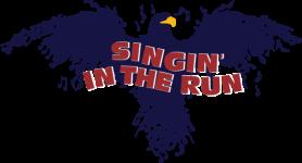 Singin' In The Run registration logo