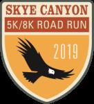 Skye Canyon 5K & 8K Road Races registration logo