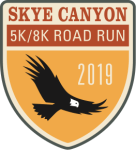 Skye Canyon 5K & 8K Road Races registration logo