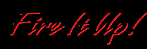 Slayin' Gray Fire it Up 5K registration logo
