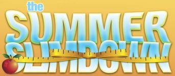 Slim Down Celebration 5K registration logo