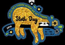 Sloth Day 1 Mile, 5K, 10K, 13.1, 26.2
