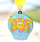 Smile Run 5K & 10K  registration logo