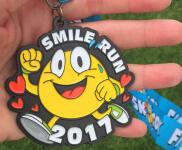 Smile Run 5K & 10K - Clearance registration logo
