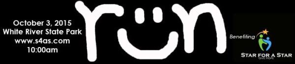 Smile Run 5K registration logo