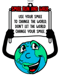 Smile Run- and Walk - 1 Mile, 5K, 10K, 13.1, 26.2 registration logo