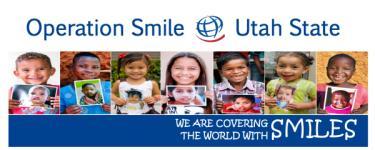Smiles4Miles registration logo