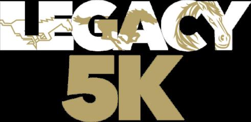 SMSU Legacy 5K registration logo