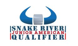 Snake River Junior American Qualifier registration logo