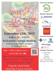 Snohomish Education Back to School 5K registration logo