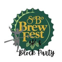 SoBo Brew Fest 5K &  Block Party registration logo
